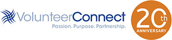 Volunteer Connect NJ Logo